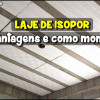Encontre Cool isopor Para Laje Design Surpreendente